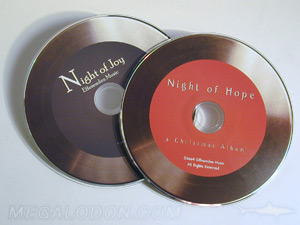 custom cd dvd vinyl disc media printing