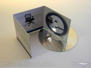 custom cd mini disc replication manufacturing packaging