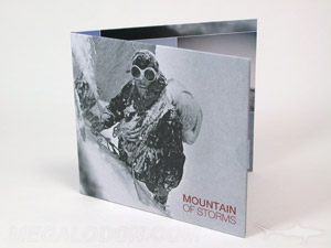 Recycled Uncoated Matte CD Jacket Packaging Retail